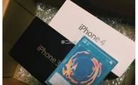 Đặt mua iPhone 7 qua mạng, nhận được iPhone…3 +4