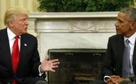 """Donald Trump: """"Tôi rất thích tổng thống Obama"""""""