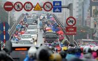 Đi vào làn xe buýt nhanh BRT ở Hà Nội sẽ bị xử phạt nguội