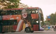 Lối đi của xe buýt nhanh Việt Nam và các nước ASEAN