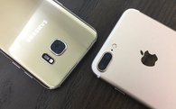 Quảng cáo suốt nhưng soi mãi vẫn không thấy 2 camera của iPhone 7 Plus chụp đẹp hơn Galaxy S7 edge ở chỗ nào