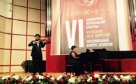 Cậu bé Việt 14 tuổi giành giải Nhất cuộc thi violin Quốc tế