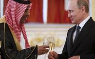 Nga đang sở hữu cơ hội kiểm soát 73% nguồn cung dầu mỏ của thế giới