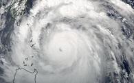 Siêu bão Meranti đã đi vào biển Đông, sức gió giật trên cấp 17