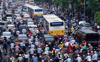 Hạn chế phương tiện cá nhân ở Hà Nội: Chẵn - lẻ có hiệu quả?
