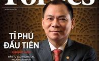 Ông Phạm Nhật Vượng tăng 107 bậc trong danh sách người giàu nhất hành tinh 2016