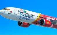 """Boeing khoe hình máy bay Vietjet lên trang chủ, nhưng slogan """"vẻ đẹp bất tận"""" lại sai chính tả trầm trọng"""