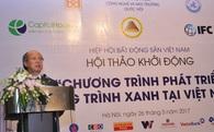 Việt Nam 100 triệu dân nhưng chỉ có 60 công trình nhà ở xanh