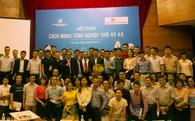 """Chủ tịch FPT Trương Gia Bình chia sẻ về """"Cách mạng 4.0"""" và cơ hội cho doanh nghiệp Việt"""