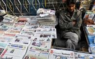 Báo giấy đang ăn nên làm ra ở Ấn Độ