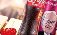 """Không chỉ là """"fan ruột"""" của nước ngọt có ga, Warren Buffett nay còn xuất hiện trên lon Coca Cola ở Trung Quốc"""
