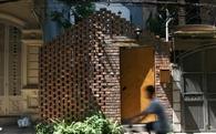 Nhà gạch ở Hào Nam nổi bật trên tạp chí kiến trúc hàng đầu thế giới