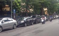 Những giải pháp cho bãi đỗ xe trên phố