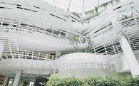 Thiên đường sống ảo mới của giới trẻ Sài Gòn: Nhà Thiếu nhi Thành phố siêu đẹp, siêu hiện đại!