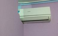 Lắp chung một chiếc điều hòa cho hai căn phòng như tấm ảnh này có thật sự tiết kiệm?
