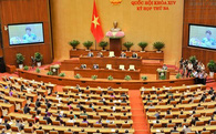 Kỳ họp thứ 3 Quốc hội khóa XIV đã thông qua 24 luật và nghị quyết
