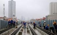 """Một km đường sắt đô thị """"ngốn"""" khoảng 2.200 - 3.000 tỷ đồng"""