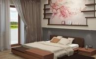 Học cách thiết kế phòng ngủ đẹp tinh tế của người Nhật