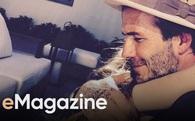 Ông bố 42 tuổi David Beckham: Tình yêu và yên bình mỗi sáng thức dậy là cái nắm tay của lũ trẻ nhỏ