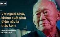 """Cố Thủ tướng Lý Quang Diệu: """"Người Nhật làm việc như những con kiến, sống trong chuồng thỏ nhưng sản xuất những sản phẩm hoàn hảo nhất"""""""