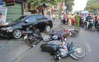 Chính phủ sẽ làm gì để giảm tai nạn giao thông trong năm 2017 ?