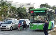 Buýt nhanh BRT chính thức thu phí 7000 đồng/lượt