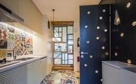 Nhờ kiến trúc và nội thất thông minh mà căn hộ tập thể nhỏ hẹp cũ kỹ chỉ 30m2 trở thành không gian sống lý tưởng thế này đây