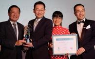 CGV nhận Giải thưởng Doanh Nghiệp Trách Nhiệm Châu Á