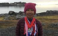 Cụ bà gốc Việt 70 tuổi chạy marathon trên 7 lục địa trong vòng 7 ngày