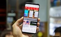 Cận cảnh Galaxy S8 đầu tiên tại Việt Nam: Đẹp xuất sắc, quét mống mắt nhanh hơn Note7