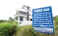 Khánh Hòa: Xử lý nghiêm những dự án nhà ở giao dịch mua bán đất đang thế chấp ngân hàng