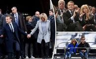 """Chuyên gia chỉ cần 4 tấm ảnh này để """"đọc vị"""" mối quan hệ vợ chồng lệch nhau 24 tuổi của Tổng thống Pháp"""