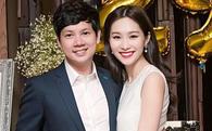 """Chồng sắp cưới Hoa hậu Thu Thảo: Công ty là """"baby"""" của bố mẹ, khi giao công ty cho """"vú em"""" thì bố mẹ ắt phải lo lắng, quan sát"""