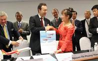 Vì sao ký hợp đồng mua hàng trăm máy bay với Boeing, Airbus nhưng đa số máy bay Vietjet đang dùng đều là… đi thuê?
