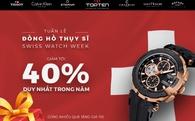 Vì sao Swiss Watch Week lần đầu tiên tổ chức nhưng lại thu hút được hàng ngàn người Việt?