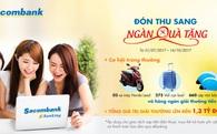 """Đón Thu Sang – Ngàn Quà Tặng"""" Với Sacombank"""