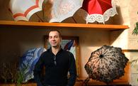 """""""Bậc thầy của nghệ thuật"""" Michel Heurtault lý giải việc người giàu sẵn sàng bỏ ra 10 nghìn đô chỉ mua một chiếc ô"""