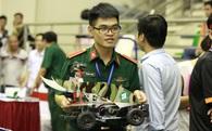 Mới còn là sinh viên, nhóm bạn trẻ này đã ẵm trọn 450 triệu từ cuộc thi xe không người lái đầu tiên tại Việt Nam