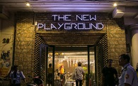 Những hình ảnh đầu tiên của The New Playground - khu mua sắm nằm dưới lòng đất đầu tiên của giới trẻ Sài Gòn