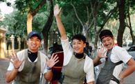 Câu chuyện 3 chàng trai Nhật Bản kéo xe vòng quanh thế giới: Cứ đam mê đi, sai đâu đứng dậy ở đó