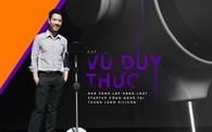 Gặp gỡ Vũ Duy Thức, người Việt thổi hồn cho robot ngay tại Thung lũng Silicon
