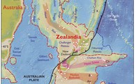 Xuất hiện lục địa thứ 7 trên Trái Đất?