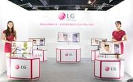 LG giới thiệu loạt màn hình dành riêng cho giới thiết kế tại Việt Nam