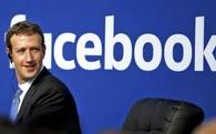 Facebook phát triển không ngừng, đạt 1,86 tỷ người dùng