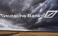 Ngân hàng Deutsche Bank đang trong báo động đỏ