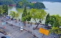 Hà Nội lắp cột nước uống công cộng ở hồ Gươm