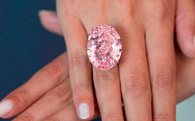 Pink Star xác lập kỉ lục: Viêm kim cương đắt giá nhất thế giới với mức giá 71 triệu USD