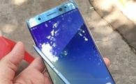 Không sợ cháy nổ, Galaxy Note 7 cũ vẫn được đem ra mua bán