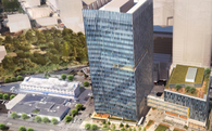 Amazon đang xây dựng một nơi trú ngụ cho người vô gia cư ở bên trong tòa nhà văn phòng ở Seattle