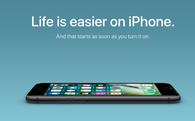 """Apple bảo fan Android: """"Dùng iPhone đời đẹp hơn!"""""""